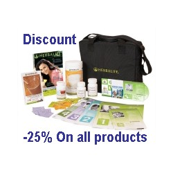 Special Offer -25%!